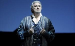 Placido Domingo as simone Boccanegra at Staatsoper Unter den Linden in Berlin. photo Monika Rittershaus