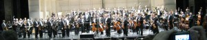 Philippe Jordan an Orchestra de l´Opera National de Paris, 14.11.2009. Photo: Henning Høholt