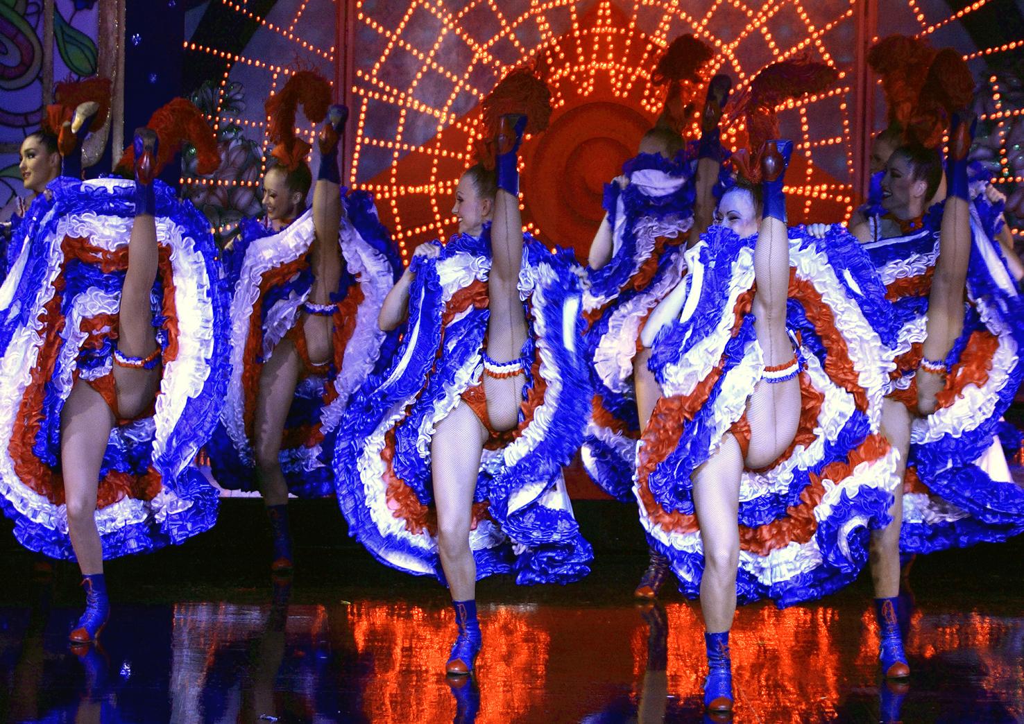 Шоу балет ла бланш 9 фотография