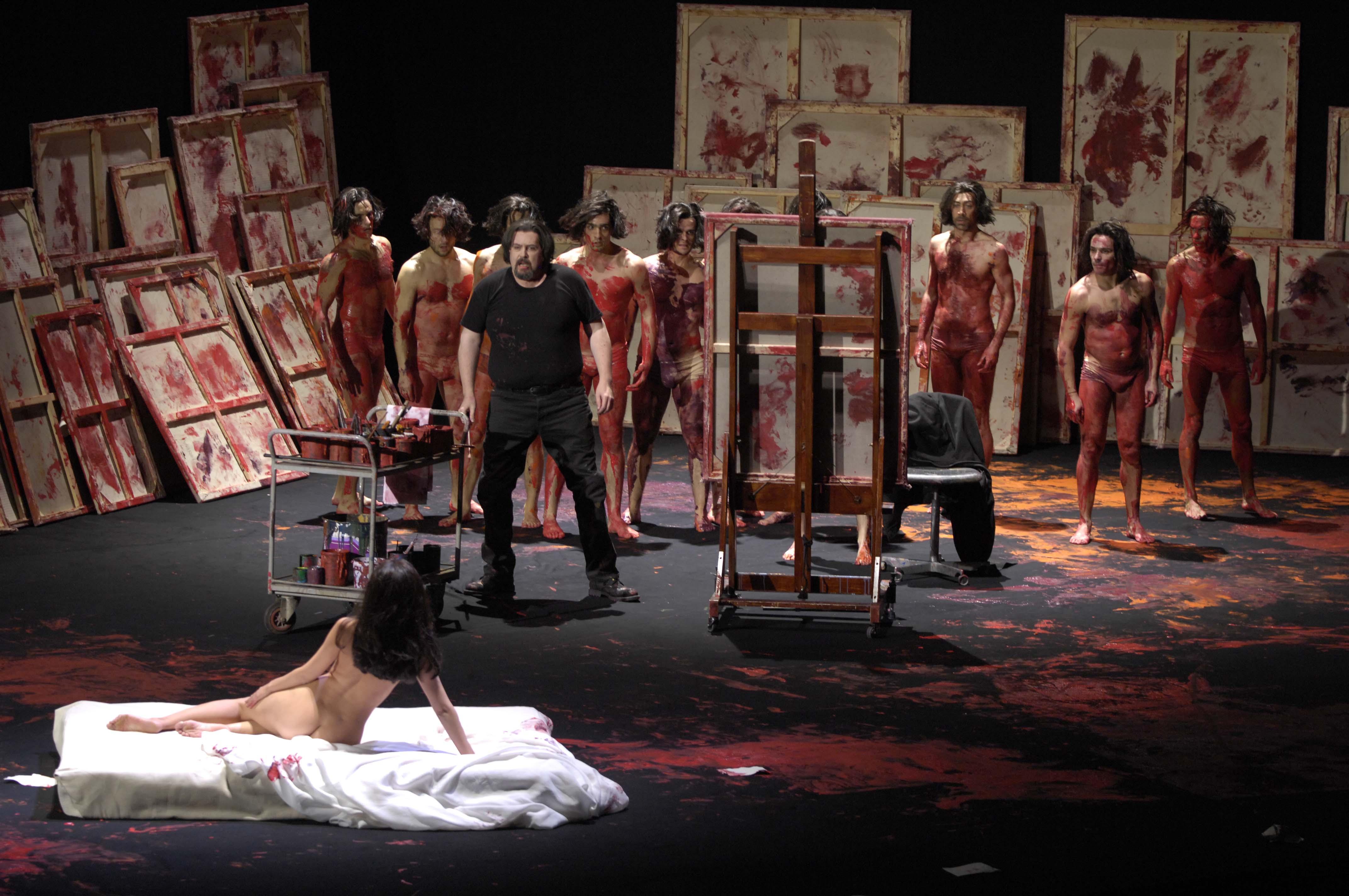 Спектакли опера порно