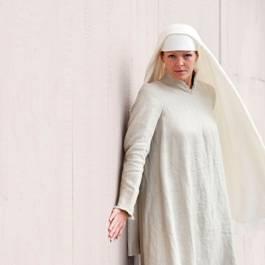 Elin Rombo in the role as Blanche de la Force. Photo: Alexander Kenney