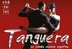 Tanguera Musical at Theatre du Chatelet
