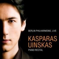 Kasparas Uinskas DVD cover