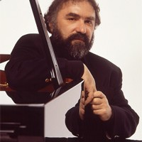 Radu Lupu. Photo Mary Robert
