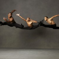 Alvin Ailey American Dance Theater J. Roberts A. Douthit and C. Brown in Alvin Aileys Revelations. Photo by Andrew Eccles.jpg