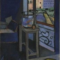Henri Matisse (1869 - 1954) Interior with Goldfish MNAM, Centre Pompidou, Paris. Photo: RMN, Paris. 1914. Oil on canvas