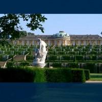 Sans Souci in Potsdam