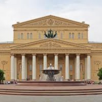 Bolshoi Teatre, Moscow, after renovation.