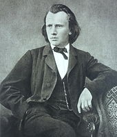 Brahms around 1866