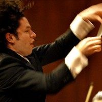 Gustavo Dudamel, Photograph: Urs Flueeler/AP/Keystone