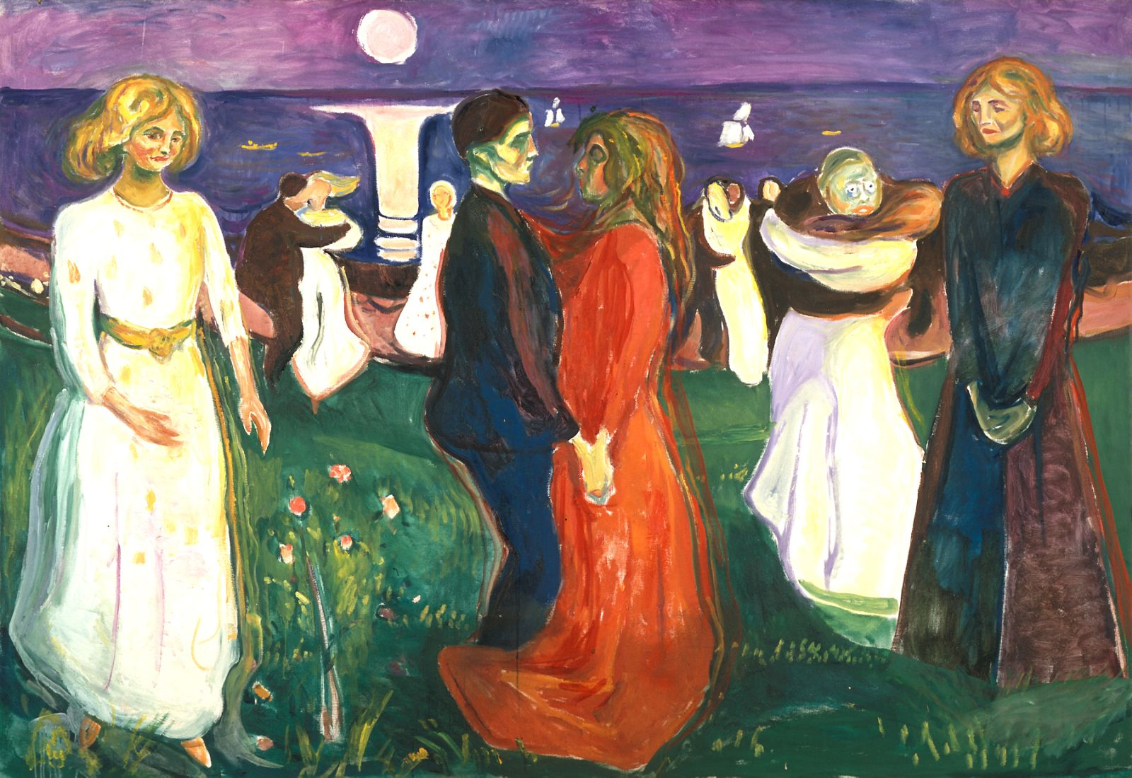 edvard munch the dance of life essay