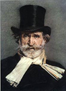 Giuseppe Verdi. 1813-1901