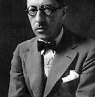 Igor Stravinsky, komponist