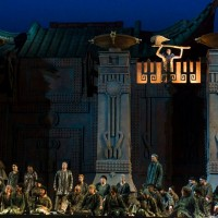 Turandot, 1st Act. Photo: Andreuccetti e Umicini