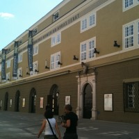 Salzburg Festival Hall, foto: Henning Høholt