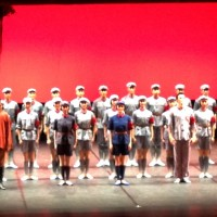 Chinese National Ballet, applause for The Red Detachement of Women. Foto: Henning Høholt