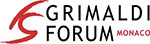 Grace Kelly, Grimaldi Forum. logo gf signature