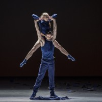 Scheherazade. Dansere: Camilla Spidsøe; Ole Willy Falkhaugen; Koreografi: Ina Christel Johannessen; I FOKINES VERDEN. Foto Erik Berg.