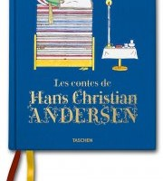 Exciting new book with the fairytales by H.C.Andersen - Taschen