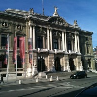 Geneve, Grand Theatre - The Opera and Ballet House. Foto: Henning Høholt