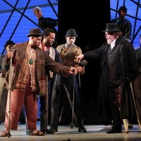 Moby Dick in Washington National Opera, pre,iere 22. ferbruary. Foto: Dallas Opera..