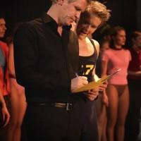 A Chorus Line:  Trond Espen Seim som Zach og Simen Gloppen som Larry