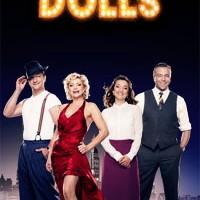 Guys and Dolls har premiere på Oslo Nye Teater 31. Januar.