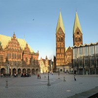 Bremen City Hall.