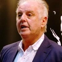 Daniel Barenboim, arkiv foto Henning Høholt, (2011)
