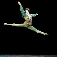 The Dream, The Royal Ballet, The Royal Opera House, 2012 Oberon: Steven McRae, Photo Johan Persson