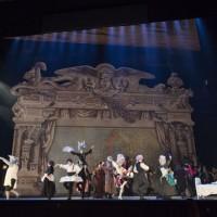 Teatro Comunale de L'Opera di Firenze. La prima dell'opera L´Amour del Trois Oranges. Photo: