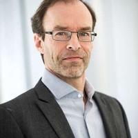 Knut Breder. Ballettskolens rektor