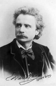 Edvard Grieg (1843-1907)