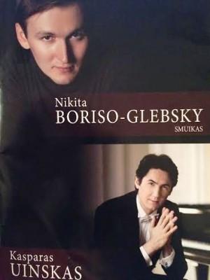 Program Nikita Boriso-Glebsky and Kasparas Uinskas.