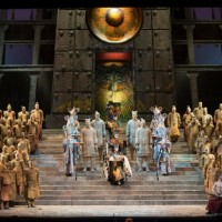 Turandot in Teatro San Carlo, Napoli
