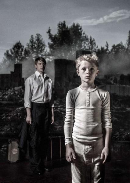 Ghosts- Ibsen Gengangere. Andreas Heise. Mikkel Skretting. Foto Erik Berg