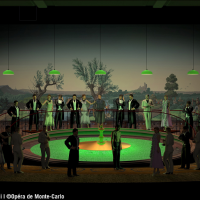 The Gambler, Foto: Opera de MOnte Carlo