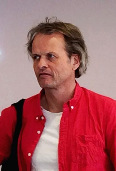 Erling Kagge, portrett foto Henning Høholt