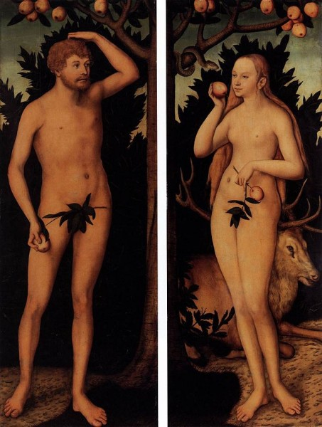 Lucas_Cranach_d._J._-_Adam_and_Eve_-