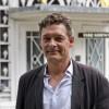 Peter Reichhardt foran Glassalen i Tivoli Sommer 2015, foto; Simon Verheij