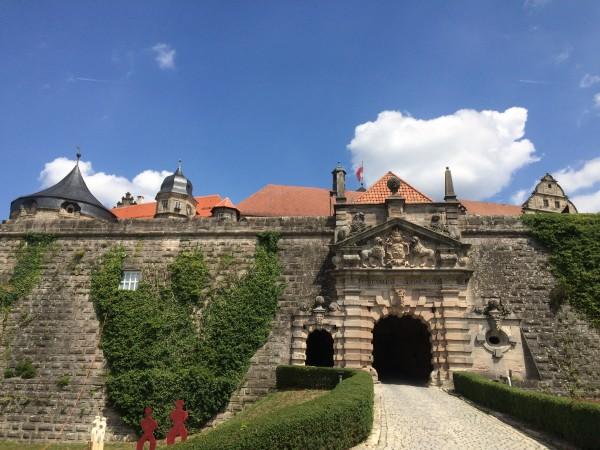 Rosenberg Fortress, main entrance, foto Henning Høholt
