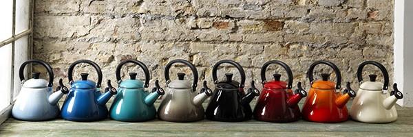 It´s Tea time dear. I alle frager fra Le Creuset, er i butikkene nå.