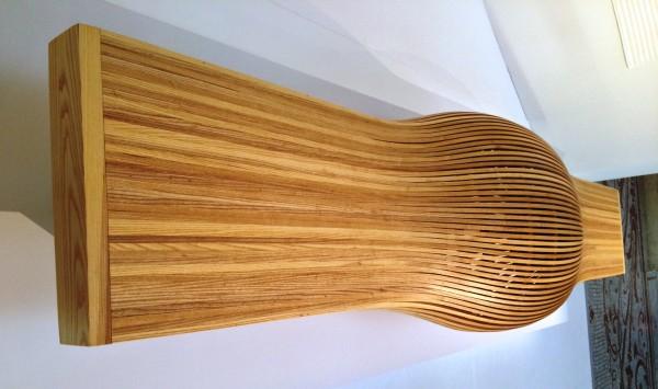 Bench from Korea. Foto Henning Høholt