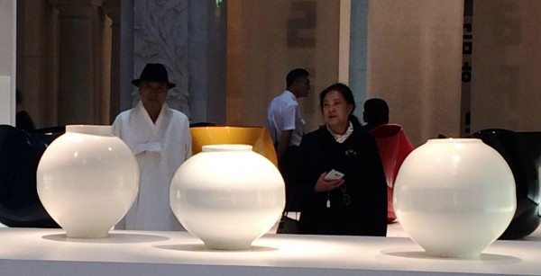 KWON Dae-sup, Classical ceramic. Foto Henning Høholt