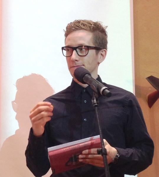 Lars Petter Sveen, foto Henning Høholt