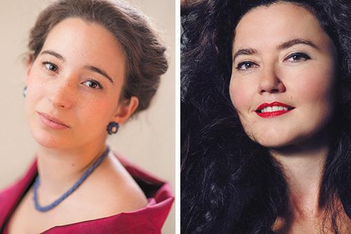 Katherine Watson, sings Theodora, and  Stéphanie d'Oustrac Irène.