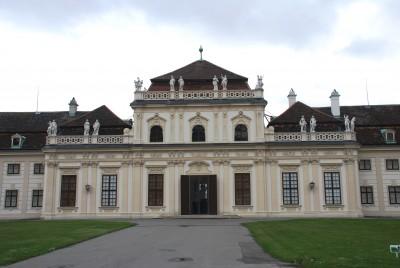 Belvedere, Wien, lover palace, foto Henning Høholt