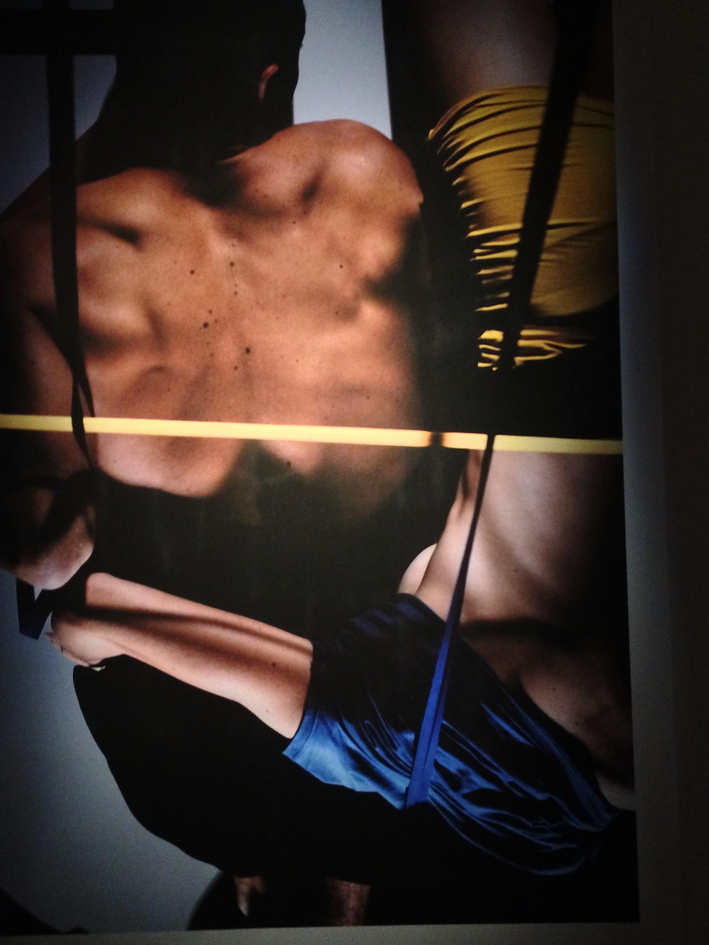 Laurent Paillier, fotos to book Danser La Peinture, 2015. Fotos Henning Høholt (4)