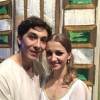Ruslan Kanetov and Kristina Andreeva - were outstanding as Romeo and Julie with Kazan Ballet in Paris, foto Henning Høholt