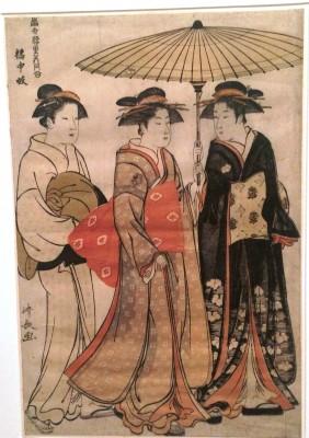 Torii Klyonaga, japansk 1752-1815    <div title=